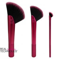 Set četkica za šminkanje REAL TECHNIQUES Rebel Edge Trio