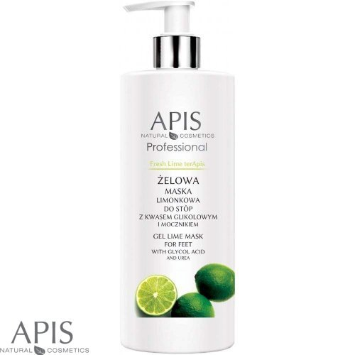 Apis - Fresh Lime terApis - Gel maska za stopala - 500 ml