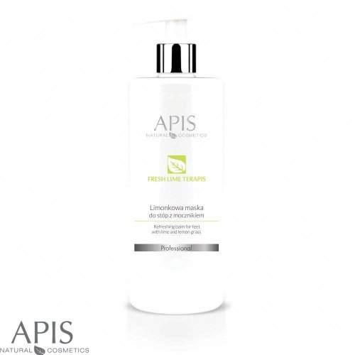 APIS - Fresh Lime terApis - Maska za stopala - 500 ml