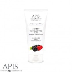 APIS - Marmalade with forest fruits  - Balzam za ruke sa šerbetom i šumskim voćem - 200 ml