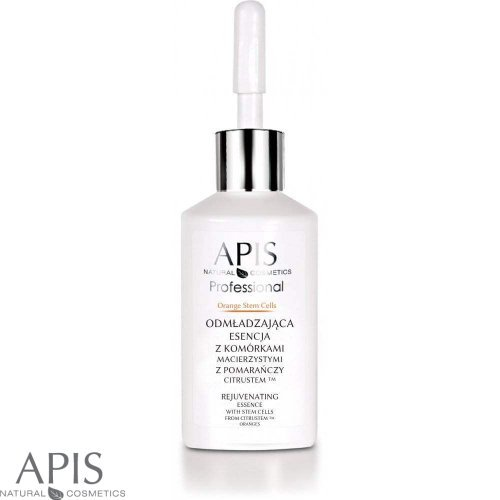 APIS - Orange stem cells - Obnavljajućai serum za podmlađivanje - 30 ml