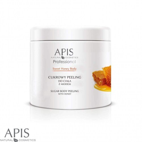 APIS - Sweet Honey Body - Šećerni piling sa medom - 700 g