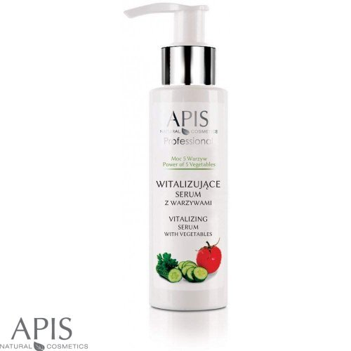 APIS - Power of 5 vegetables - Revitalizujući serum - 100 ml