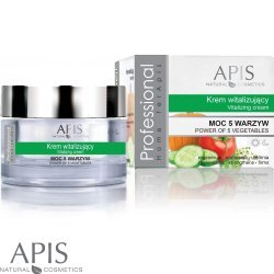 APIS - Power of 5 vegetables - Home TerApis krema - 50 ml