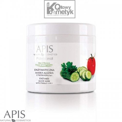 APIS - Power of 5 vegetables - Maska sa algama - 250 g