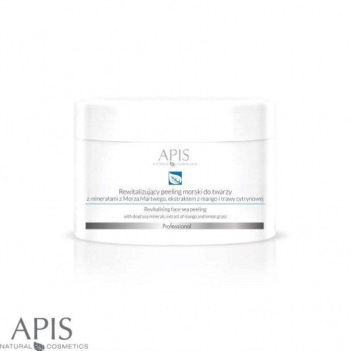 APIS - Other products - Revitalizujući piling za lice - 300 g