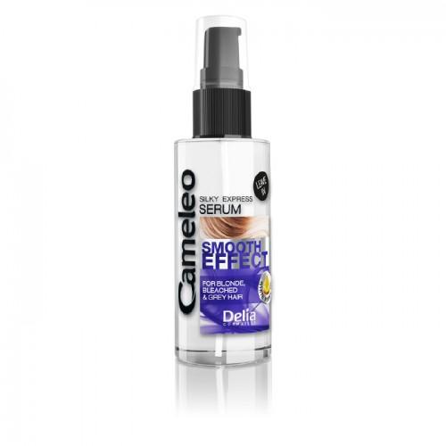 CAMELEO BB - ANTI YELLOW - Eliksir serum sa uljem belog maka za plavu, posvetljivanu i sedu kosu 55ml