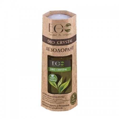 "EO laboratorie - ""Deo kristal"" dezodorans kora hrastovog drveta i zeleni čaj 50ml"