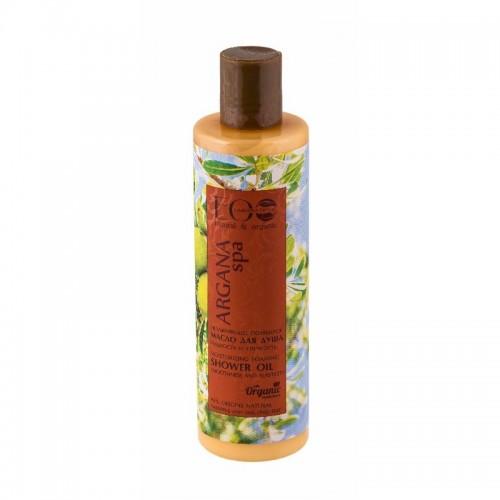 """EO laboratorie """"ARGANA SPA"""" - Penušavo ulje za kupanje """"Glatkoća i elastičnost kože"""" 250ml"""