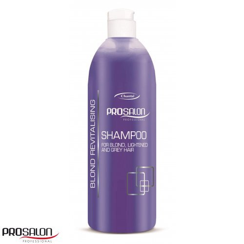 PROSALON - BLOND, LIGHTENED AND GREY HAIR - Šampon za plavu, posvetljenu i sedu kosu 500g