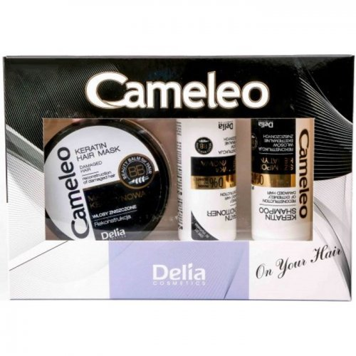 CAMELEO BB - ANTI DAMAGE - keratin set