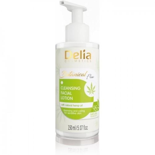 BOTANICAL FLOW - Losion za čišćenje lica sa prirodnim uljem konoplje 150ml