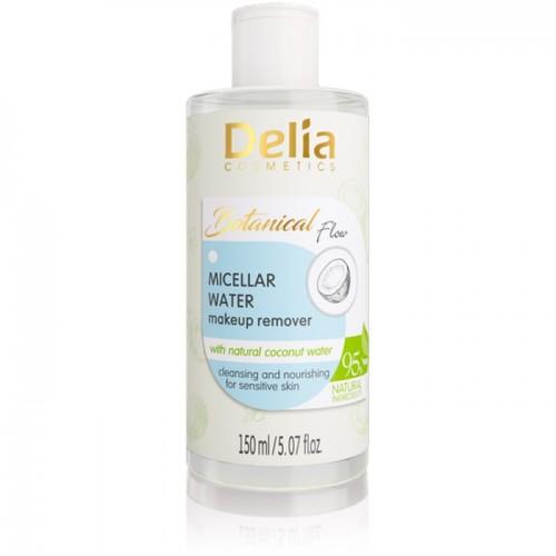BOTANICAL FLOW - Micelarna voda - sredstvo za uklanjanje šminke sa prirodnom kokosovom vodom 150ml