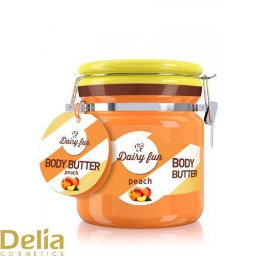DAIRY FUN - Body butter - Breskva 300g