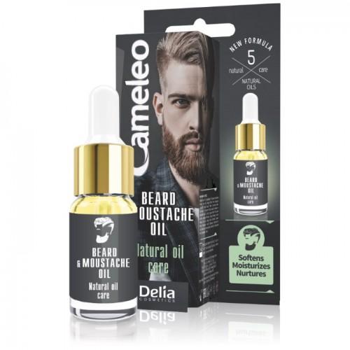 DELIA - CAMELEO MEN - Ulje za bradu i brkove 10ml