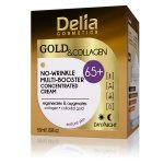 GOLD & COLLAGEN - Koncentrovana krema protiv bora 65+ za pojačano zatezanje i regeneraciju lica 50ml