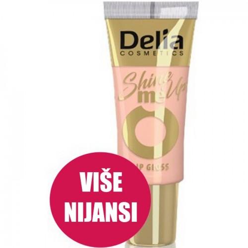 DELIA - Sjaj za usne 10 ml
