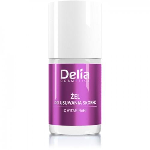 DELIA - Instant gel za odstranjivanje kožice (epidermisa) 11ml