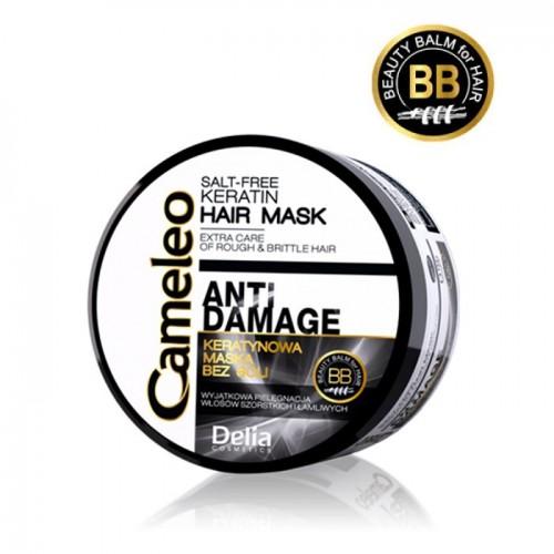 CAMELEO BB - ANTI DAMAGE - Maska od keratina za oštećenu kosu 50ml