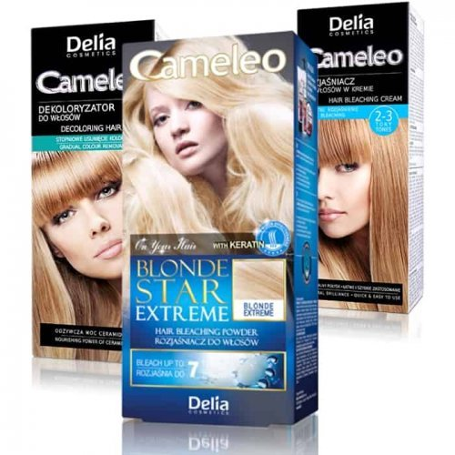 CAMELEO - Blonde Star Plex Care puder za izbeljivanje 75ml