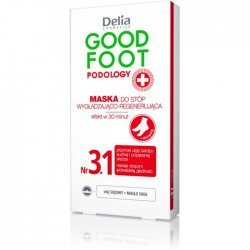 GOOD FOOT Maska za glatkost i kondicioniranje stopala 10ml