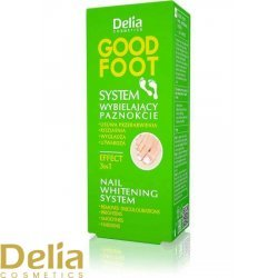 GOOD FOOT - Sistem za izbeljivanje noktiju 6ml + 11ml