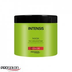 INTENSIS GREEN LINE - COLOR - Maska za farbanu kosu 450g