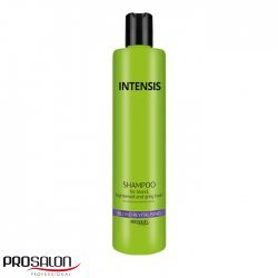 Šampon za plavu, posvetljenu i sedu kosu INTENSIS BLOND, LIGHTENED AND GREY HAIR 300g