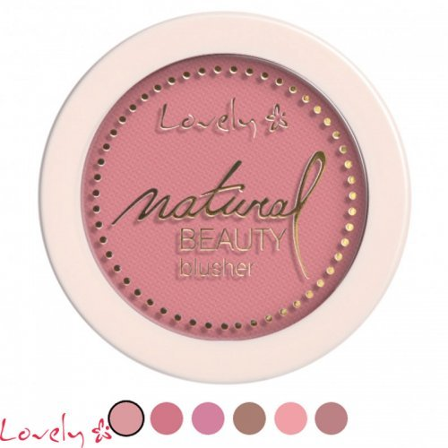 LOVELY MAKEUP - Beauty Blusher mineralno rumenilo