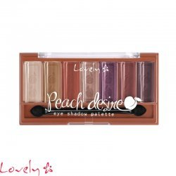 LOVELY MAKEUP - Paleta sa bojama - Peach Desire