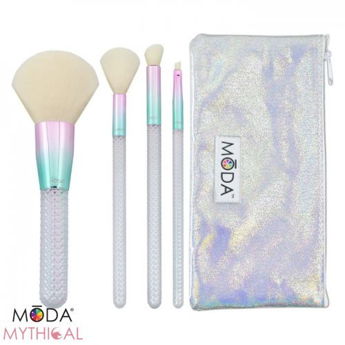 "MŌDA® - MYTHICAL ""PERFECTING PIXIE"" set četkica"