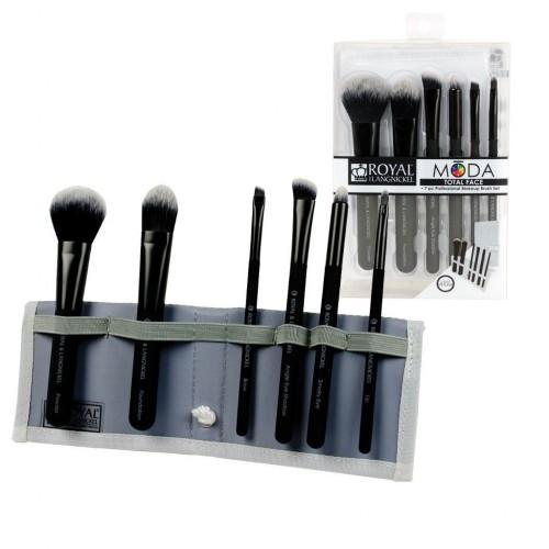 Mōda® - Set crnih četkica za kompletan izgled