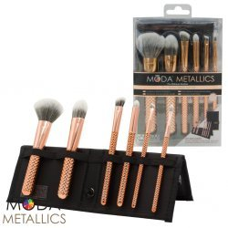 MŌDA® METALLICS Rose gold set za savršen ten