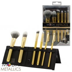 MŌDA® METALLICS Gold set za savršen ten
