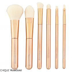 "CHIQUE™ ROSEGOLD ""TOTAL FACE"" set četkica"