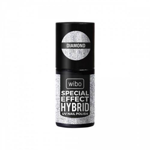 WIBO - No.1 Lak sa specijalnim hibridnim efektom Real Hybrid Nail Polish