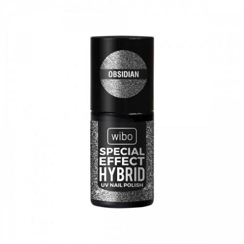 WIBO - No.3 Lak sa specijalnim hibridnim efektom Real Hybrid Nail Polish