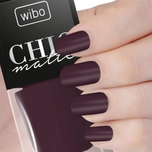 WIBO - No.4 Lak za nokte Chic Matte