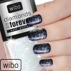 WIBO - No.1 Lak za nokte Diamonds are Forever