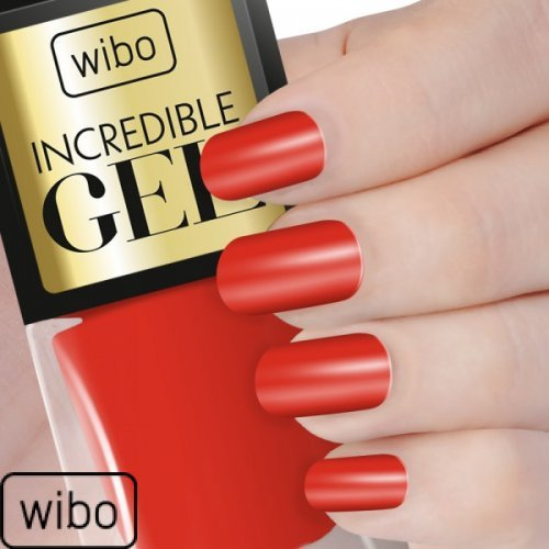 WIBO - No.4 Gel za nokte Incredible Gel