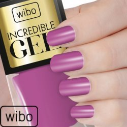 WIBO - No.6 Gel za nokte Incredible Gel