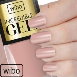 WIBO - No.7 Gel za nokte Incredible Gel
