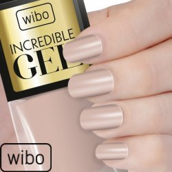 WIBO - No.8 Gel za nokte Incredible Gel
