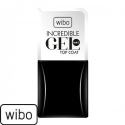 WIBO - Gel za nokte Incredible Gel Top Coat