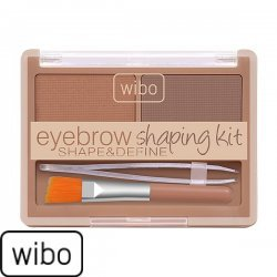 WIBO - Eyebrow Shaping Kit No.1 - Set za obrve