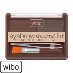 WIBO - Eyebrow Shaping Kit No.2 - Set za obrve