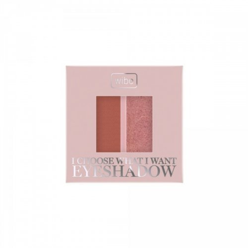 WIBO - Senke za oči Eyeshadow Duo - Burnt Orange