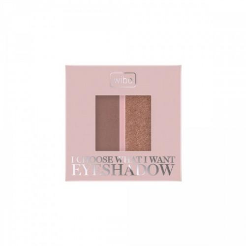 WIBO - Senke za oči Eyeshadow Duo - Gold Cappucino